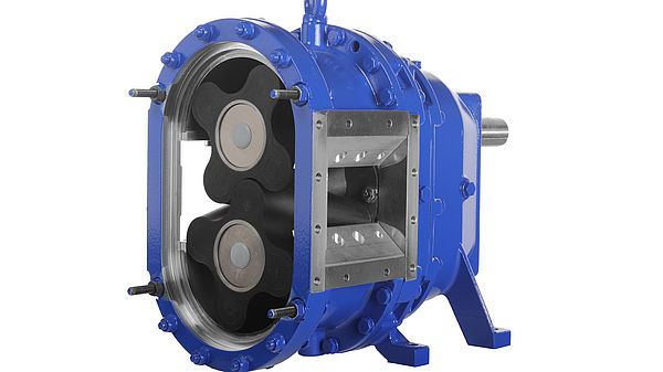 VX186 - rotary lobe pump by Vogelsang