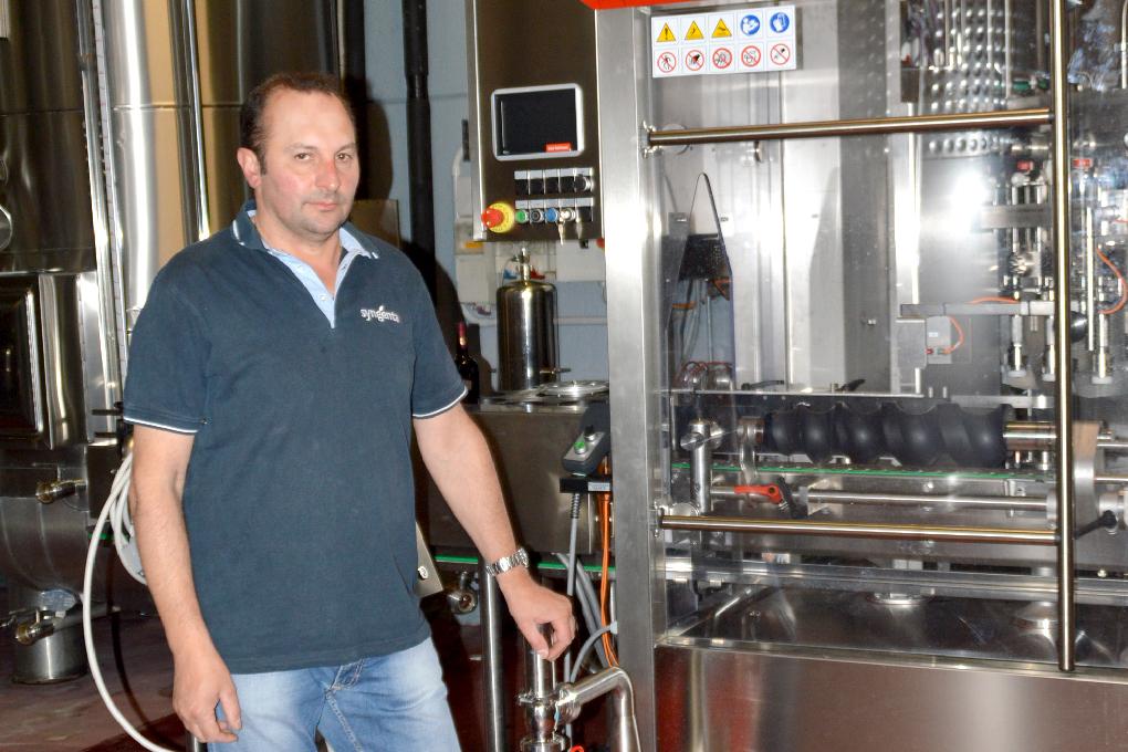 Luigi Bagnoli, Bagnoli Soc. Agr., Italy