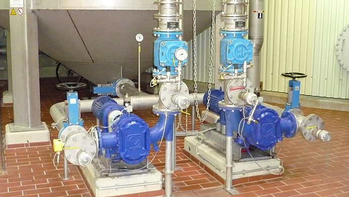 Sludge Pumps & Wastewater Grinders | Vogelsang USA