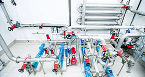 Case Study - Freiberg sewage treatment plant – Rotary lobe pump IQ112-81