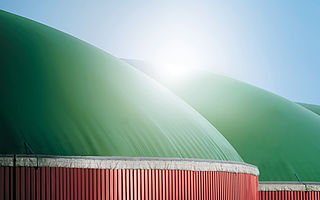 Innovative biogas technology by Vogelsang