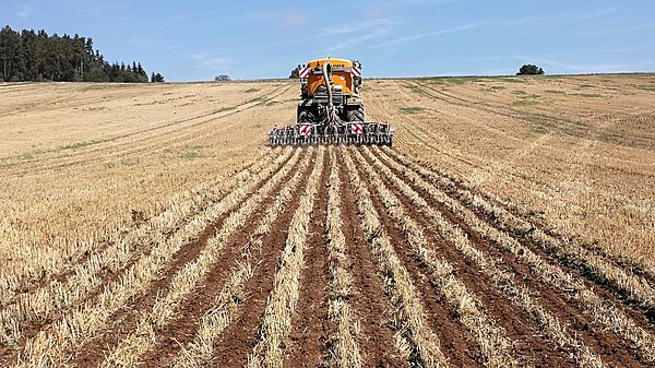 Strip Till with the Vogelsang XTill VarioCrop