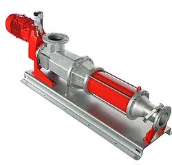 CC series - The Progressive cavity pumps for biogas plants by Vogelsang