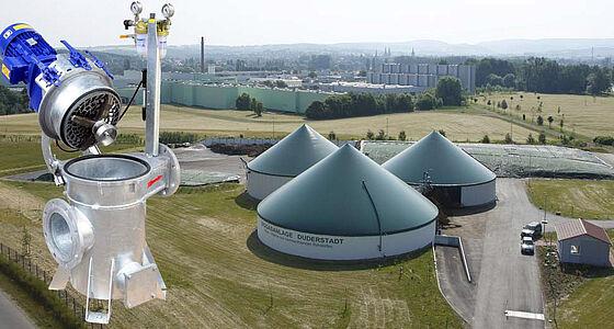 RotaCut - Abwasser-Mazerator von Vogelsang