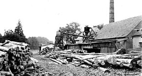 1929 – Hugo Vogelsang founds a sawmill in Bunnen