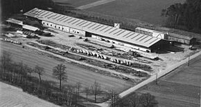 1965 – Headquarters are relocated from Löningen-Bunnen to Essen/Oldb.