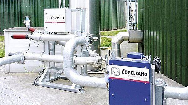 BioCrack - electrokinetic disintegration with Vogelsang