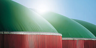 Optimize your biogas plant with reliable Vogelsang components