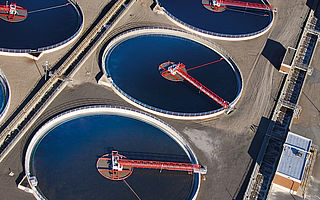 Efficient wastewater technology by Vogelsang