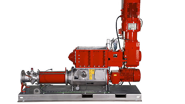 RedUnit – the industrial grinder by Vogelsang
