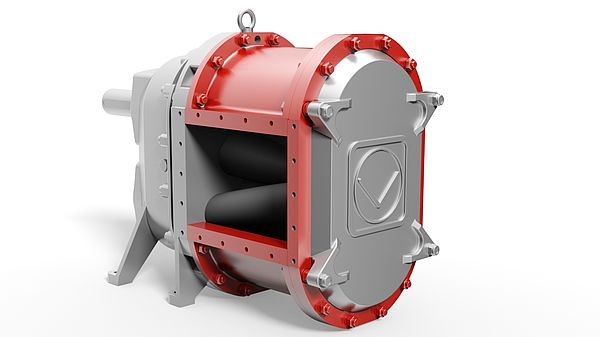 VX series - the rotary lobe pumps by Vogelsang for various applications