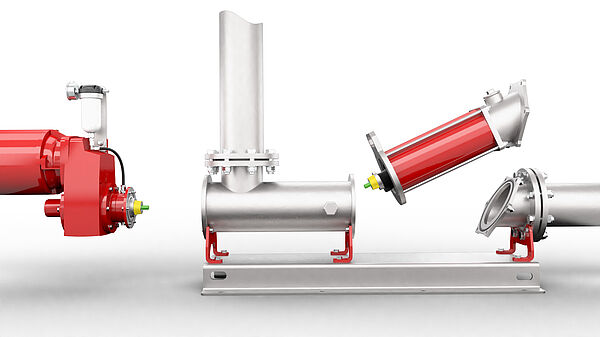 CC Series - the progressive cavity pump by Vogelsang