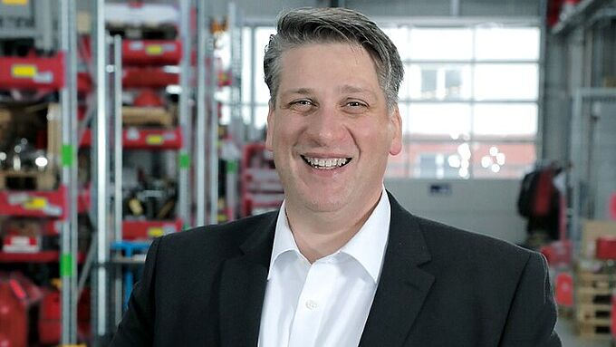 David Guidez, Managing Director of Vogelsang