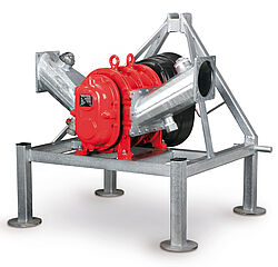R series - the agricultural rotary lobe pump by Vogelsang