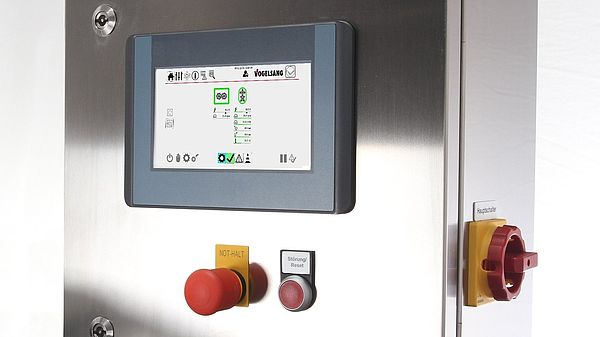 Performance Control Unit (PCU) – control technology 4.0 for sewers and sewage treatment plants