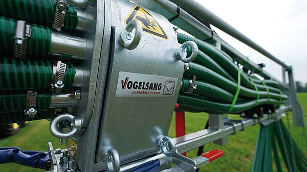 ExaCut ECL - the precision distributor by Vogelsang