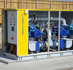 [Translate to English (UK):] VacUnit - The pump station for wastewater systems by Vogelsang