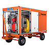 MobileUnit Plus by Vogelsang - Disposal unit on heavy duty industrial trailer