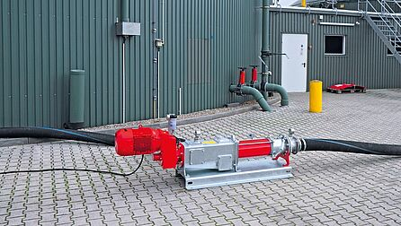 CC series - the progressive cavity pump from Vogelsang