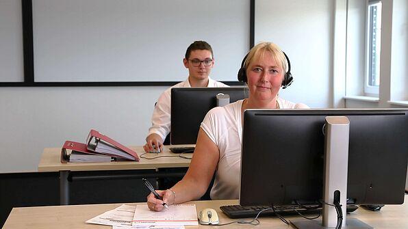 Biogas plant Hofmann, Wiesenthal, Germany