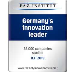 Vogelsang – German innovation leader 2019
