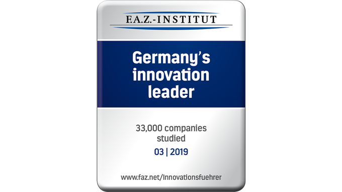 Powerful performance – Vogelsang wins German innovation leader award