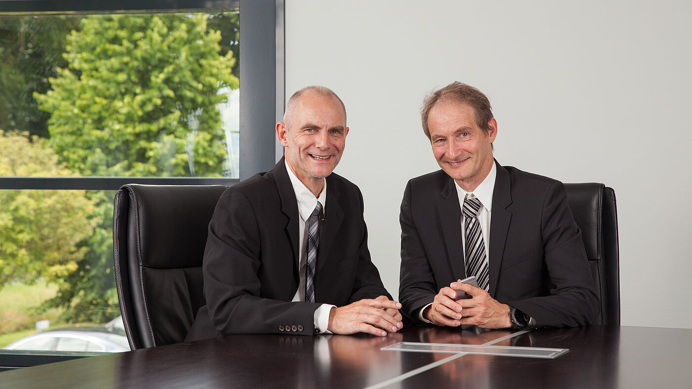 Hugo Vogelsang and Harald Vogelsang: Founders of the Vogelsang foundation