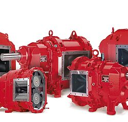VX series - rotary lobe pumps by Vogelsang