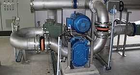 Case Study - WWTP Northern Germany -  VX136-210Q