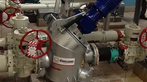 RotaCut - the wet grinder by Vogelsang