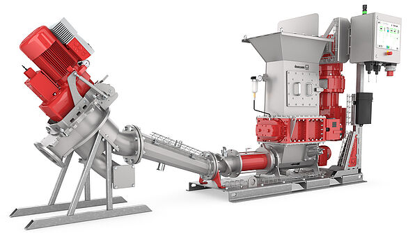 RedUnit - the industrial grinder by Vogelsang