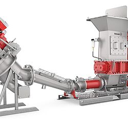 RedUnit - The customized and modular grinding system by Vogelsang