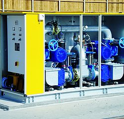 VacUnit - The pump station for wastewater systems by Vogelsang