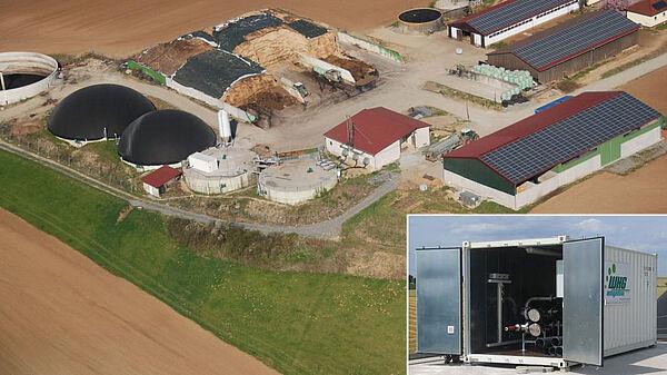 Casestudy - rioolwaterzuiveringsinstallatie in Krefeld - RotaCut RC5000 Inline