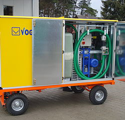 MobileUnit - Mobile waste water disposal solutions by Vogelsang