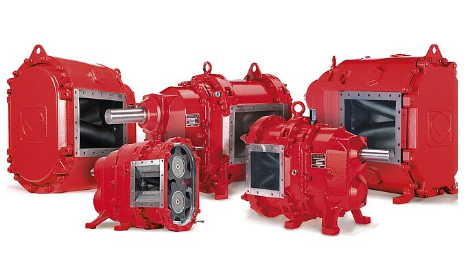 VX series - the all-round rotary lobe pump by Vogelsang