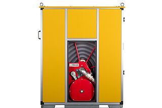 Reelunit by Vogelsang - Professional hose reel systems for waste water disposal and wa-ter filling