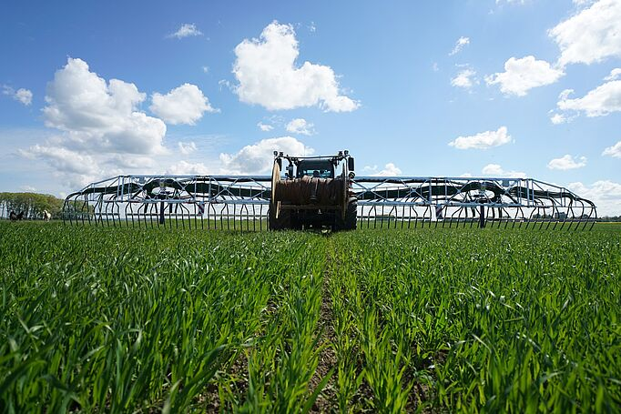 BackPac2 - Vogelsang spreading technology for umbilical systems