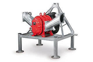 [Translate to Deutsch:] R series - the agricultural rotary lobe pump by Vogelsang