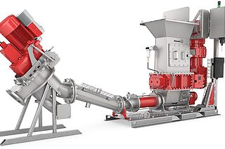 RedUnit - The modular industrial grinder by Vogelsang