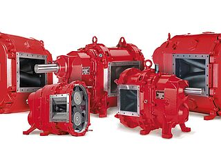 [Translate to Deutsch:] VX series - rotary lobe pumps by Vogelsang