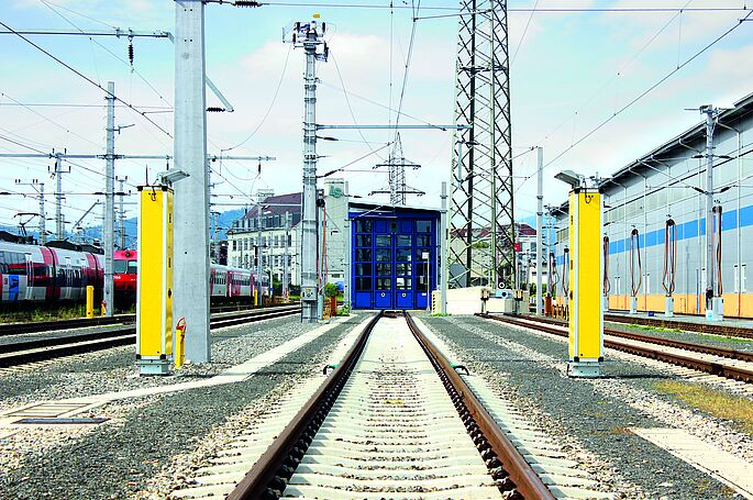 UICScan by Vogelsang – the system for identification in rail transport applications