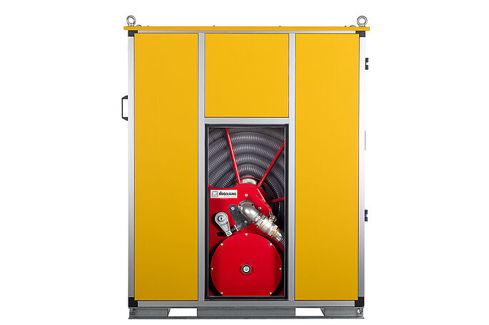 ReelUnit by Vogelsang - Hose reel systems for railway supply and disposal systems