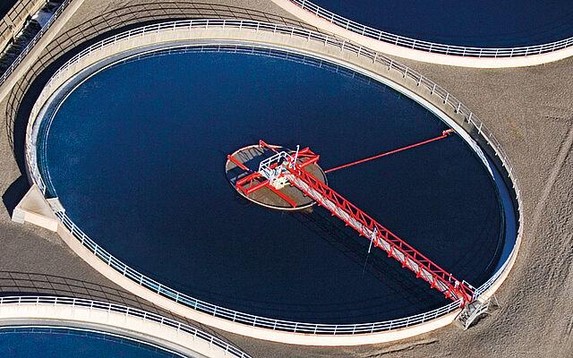Pompa a lobi rotativi Vogelsang utilizzata per il trattamento degli sversamenti di idrocarburi