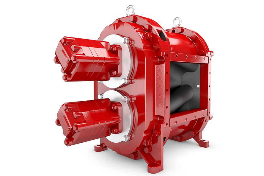 Vogelsang rotary lobe pump of the GL series