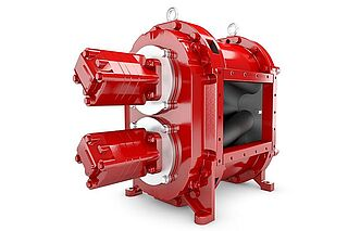 GL series: The gearless rotary lobe pump by Vogelsang