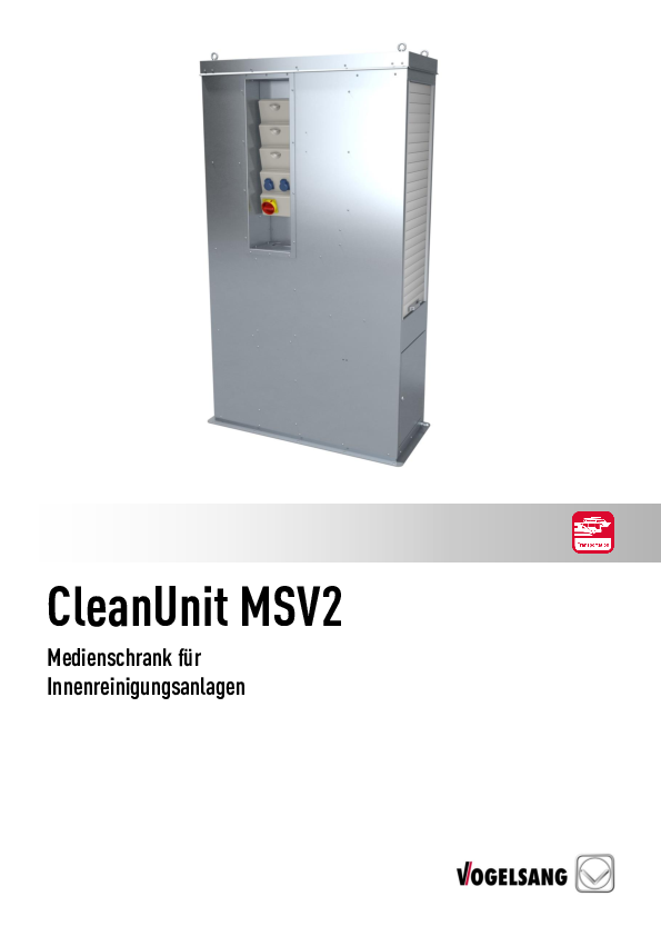 CleanUnit MSV2