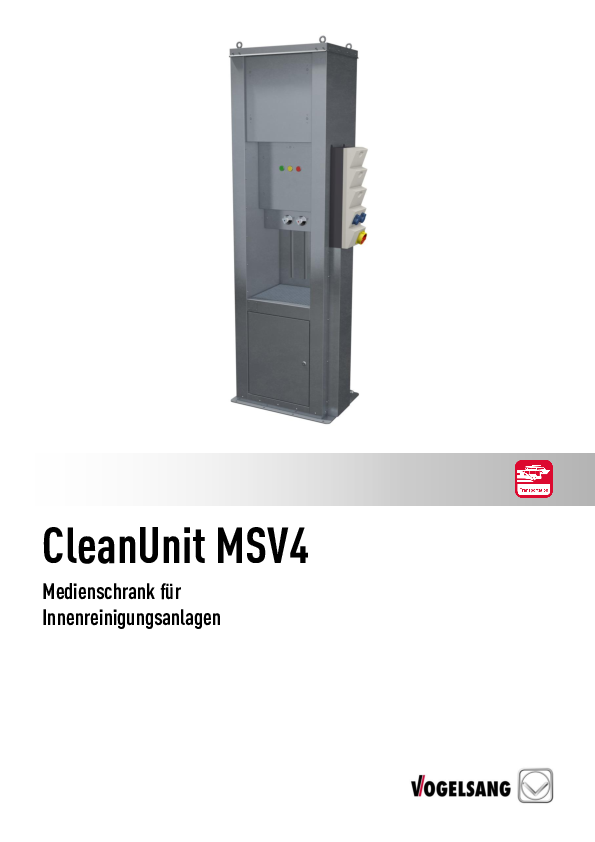 CleanUnit MSV4