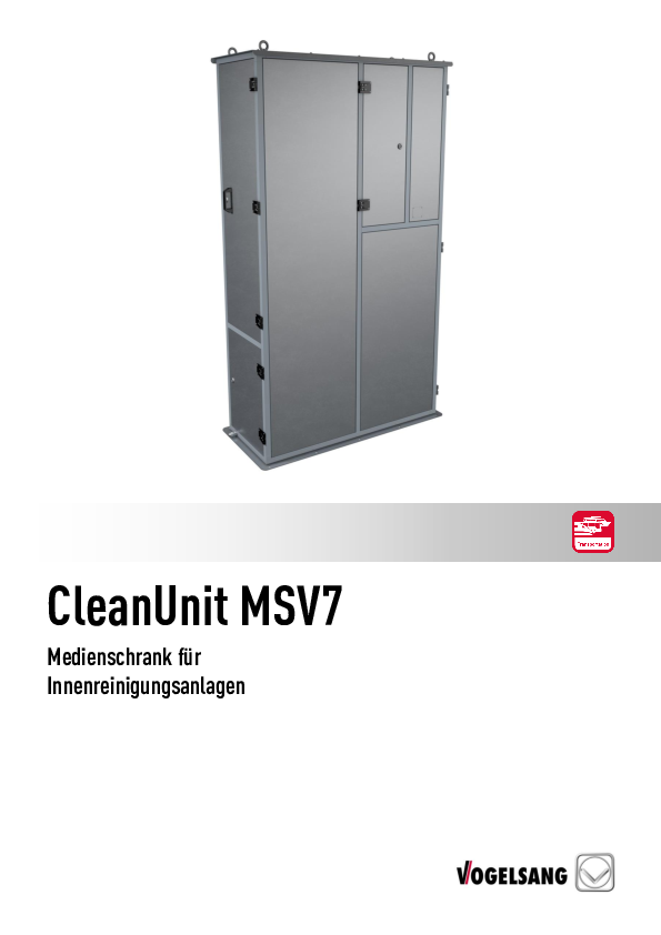 CleanUnit MSV7