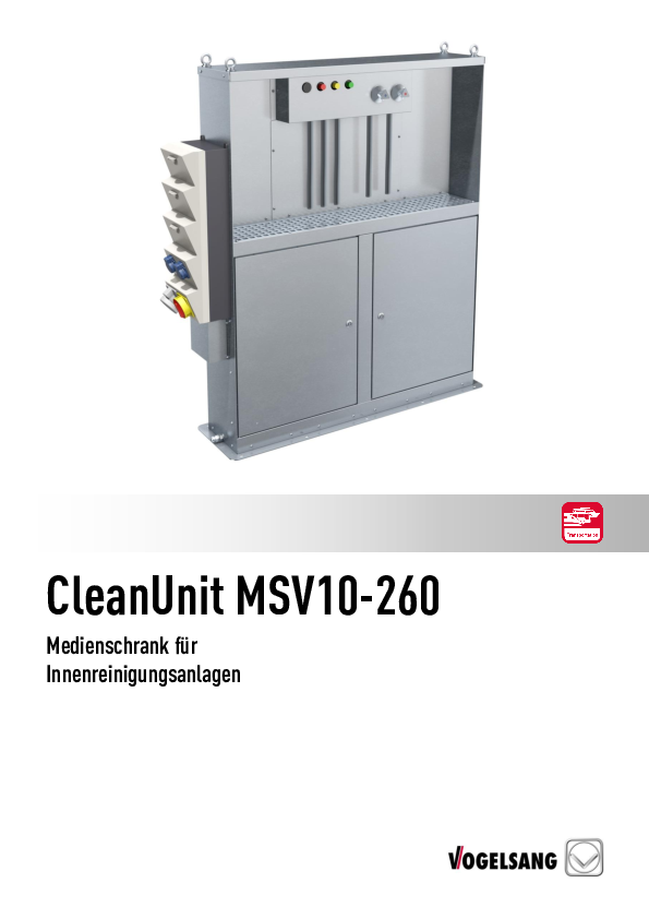 CleanUnit MSV10-260